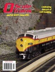 3 - O Scale Trains Magazine Online