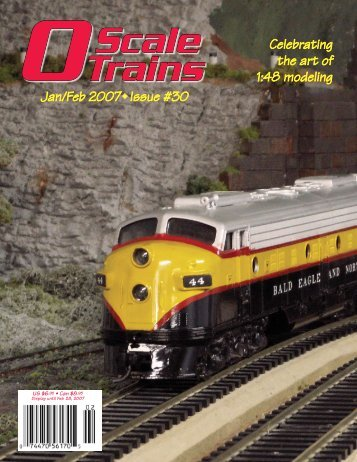 3 - O Scale Trains Magazine Online