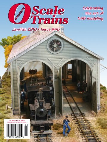 Jan/Feb 2010 - O Scale Trains Magazine Online
