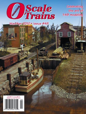 Mar/Apr 2010 - O Scale Trains Magazine Online