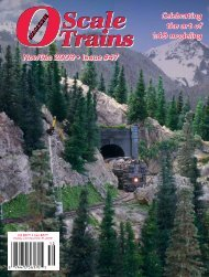 Extra! Read All About It! - O Scale Trains Magazine Online
