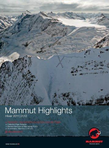 Mammut Highlights