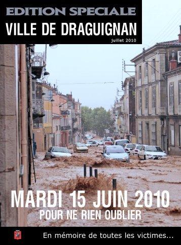 MARDI 15 JUIN 2010