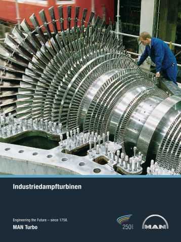 Industriedampfturbinen - MAN Diesel & Turbo SE