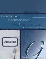 Brochure de productos 2010 GI quimicos.ai - QuimiNet.com