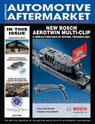 replacement parts - Australian Automotive Aftermarket Magazine