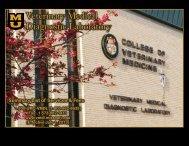 Veterinary Medical Diagnostic Laboratory - University of Missouri ...