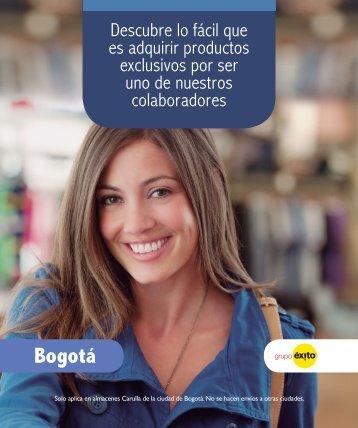 Catálogo Virtual Bogotá