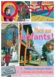 été 2007 - Orsay