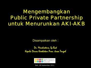 Dr. Mardiatmo, Sp.Rad - Kebijakan Kesehatan Indonesia