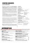 divator-maskers volgelaatsmaskers - Interspiro - Page 2