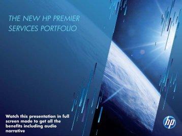 Enterprise Business Presentation Template Light 4 x 3 Purple ... - HP