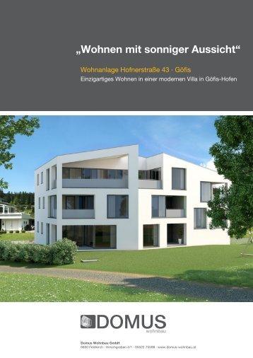 wohnanlage 39 hirma 39 n gele wohn und projektbau gmbh. Black Bedroom Furniture Sets. Home Design Ideas
