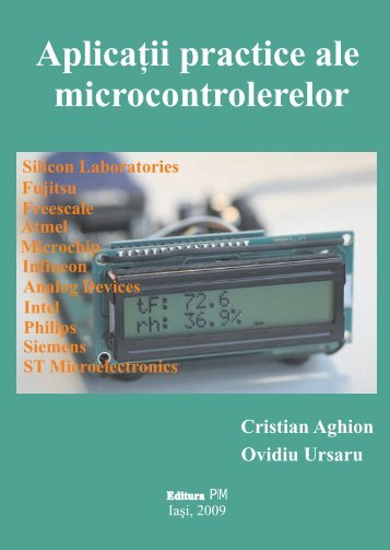 Aplicatii practice ale microcontrolerelor - PIM Copy