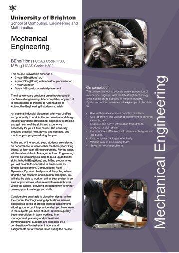 BEng+MENG MECH.cdr - Intranet - University of Brighton