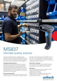 Ultimate quality scanner - ID.SYS GmbH