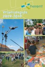 Vrijetijdsgids september 2009 - Gemeente Herent