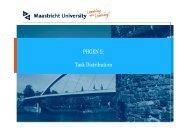 Task Distributions - PHGEN