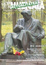 """George Enescu"", 2011 - UCMR"