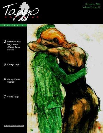 December, 2001 Volume 2, Issue 12
