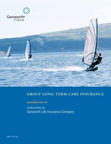 Genworth Life Insurance Company