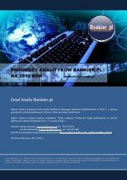 pełen raport do pobrania w formacie PDF - Bankier.pl