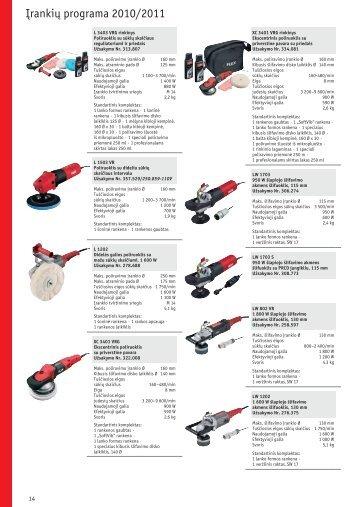 Akmens apdirbimo įrankiai - Gitana, UAB