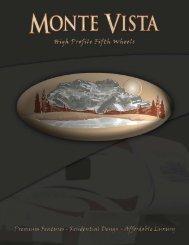 Monte Vista Literature.qxp - Dutchmen RV
