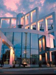 Sede da Politec em Brasília - Lume Arquitetura