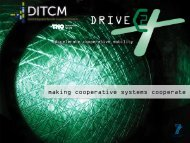 Workshop - Data collection, management, sharing - DRIVE C2X