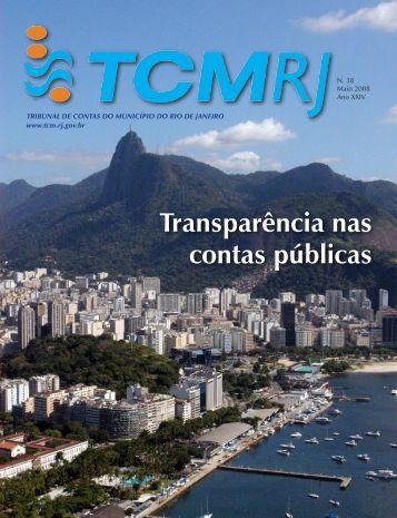 Transparência nas contas públicas - Tribunal de Contas do ...