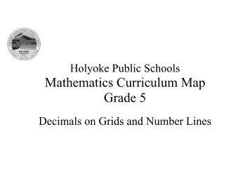4th Grade Math Curriculum Map - Sebring Local Schools