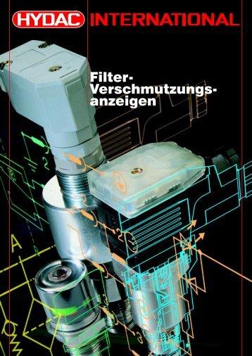 Filter- Verschmutzungs- anzeigen - hywus.de
