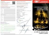 Schriftliche Anmeldung - Sprengverband Schweiz SVS
