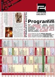 Monat 04-2009.indd - Tilsiter Lichtspiele