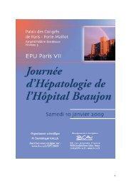Livre des résumés hépatologie - Afef