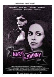 kamm[m]acher GmbH präsentiert - Mary & Johnny