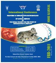 | | 4 - National Dairy Research Institute