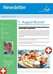 August 2009 - Region Werdenberg