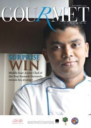 SURPRISE - The Emirates Culinary Guild