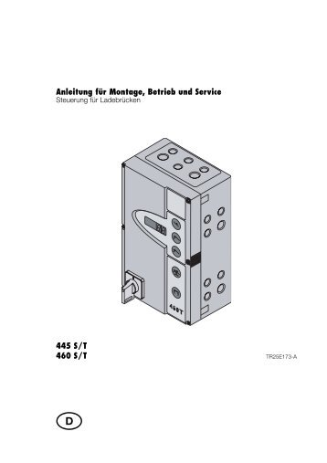 Ladebruecken-Steuerung 445