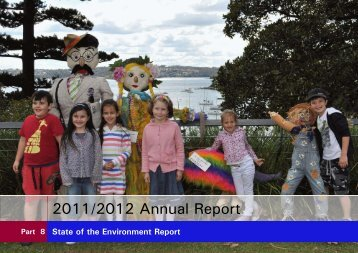 2011/2012 Annual Report - Woollahra Municipal Council