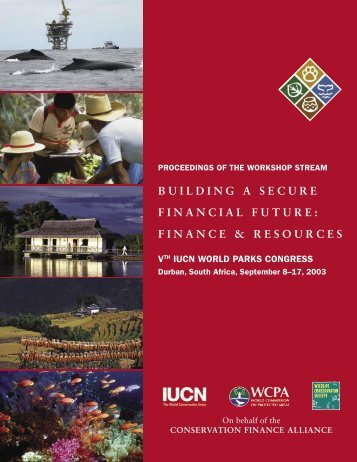 Finance & Resources - Centre for Mediterranean Cooperation IUCN ...