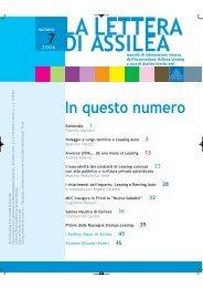 leasing auto - Assilea