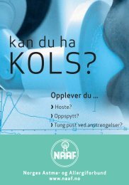 118782 NAAF KOLS:Layout 1 - Norges Astma- og Allergiforbund