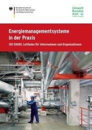 Energiemanagementsysteme in der Praxis ISO 50001 - adelphi