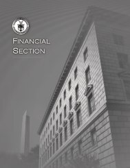 FY 2010 Financial Statements - Department of Commerce