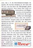 Page 1 Page 2 oco - die ausgezeichnete Modellbahn. RJahr für ... - Page 3