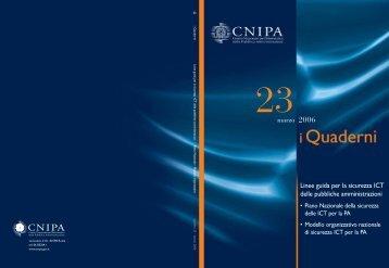 Linee guida per la sicurezza ICT delle pubbliche amministrazioni