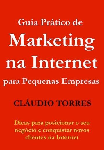 Guia prático de marketing na Internet para pequenas empresas